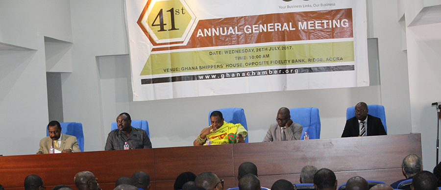 GNCCI 41st Annual General Meeting Held