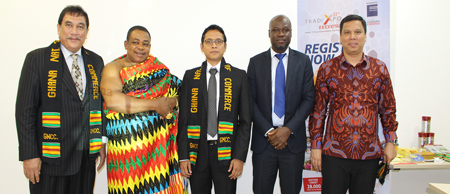 GHANA-INDONESIA BUSINESS FORUM