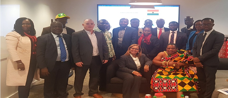GNCCI ORIENTS GHANAIAN BUSINESSES ON US TRADE LAWS TO MAXIMIZE AGOA BENEFITS