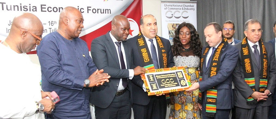 GHANA-TUNISIA ECONOMIC FORUM