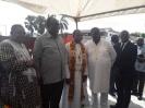 Sod Cutting Ceremony on GNCCI Land