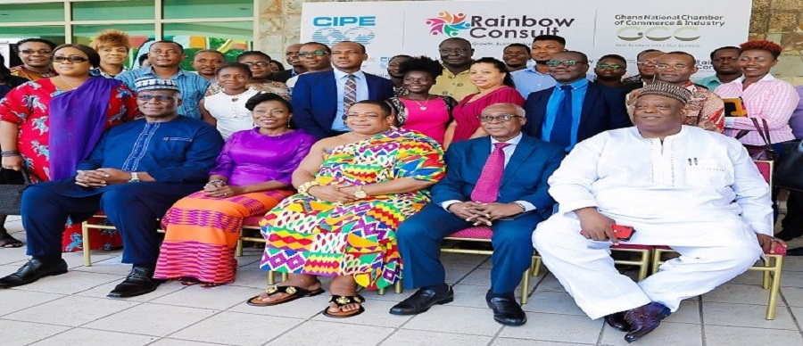 GNCCI-RAINBOW CONSULTS HELD A SEMINAR ON THE