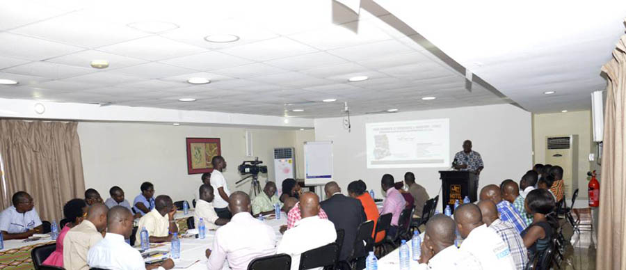 TEMA CHAMBER, GRA & PROF AHETO EDUCATES BUSINESSES IN TEMA