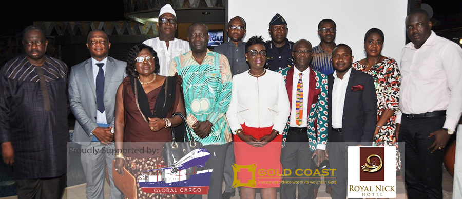 Tema holds Maiden CEOs Business Networking Cocktail