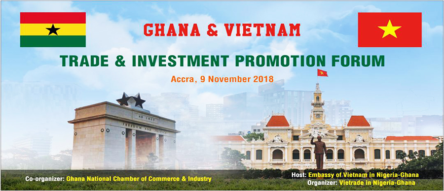 Ghana-Vietnam Trade & Investment Forum