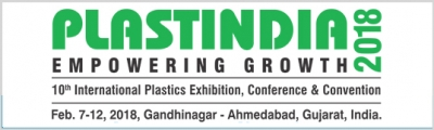 10th International Plastics Exhibition, Conference & Convention (PLASTINDIA 2018)
