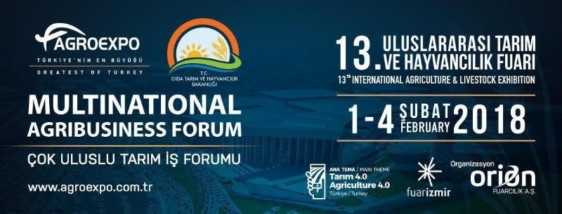 13th International Agriculture, Greenhouse and Livestock Exhibition