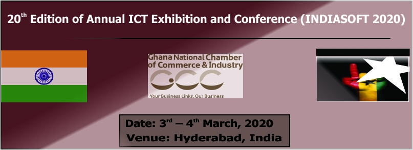 20th Edition of Annual ICT Exhibition and Conference (INDIASOFT 2020)