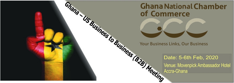 Ghana – US Business to Business (B2B) Meeting